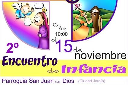 Encuentro interparroquial de infancia